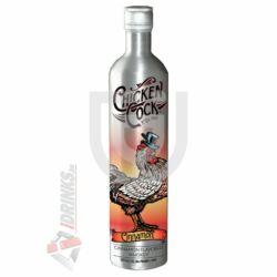 Chicken Cock Cinnamon Whisky [0,7L|35%]