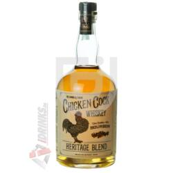 Chicken Cock Heritage Blend Whisky [0,7L|45%]