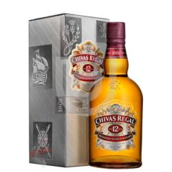 Chivas Regal 12 Years Whisky [0,5L|40%]