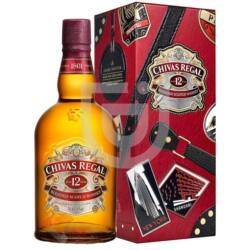 Chivas Regal 12 Years Whisky Limited (FDD) [0,7L|40%]