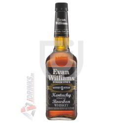 Evan Williams Bourbon Whisky [1L 43%]