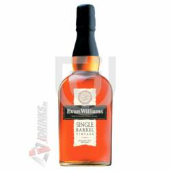 Evan Williams Single Barrel Vintage 2006 Whisky [0,7L|43,3%]