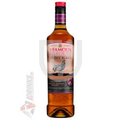 Famous Grouse Smoky Black Whisky [1L|40%]