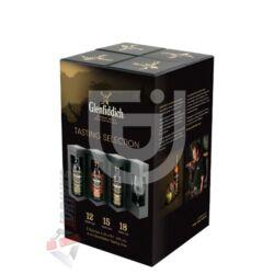 Glenfiddich Tasting Collection Whisky Set (Ajándék pohárral) [3*0,2L|40%]