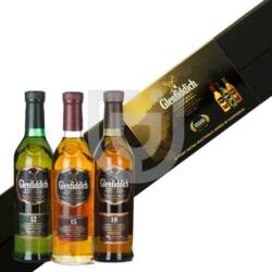 Glenfiddich Whisky Taster Mini Pack [3*0,2L|40%]