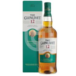 Glenlivet 12 Years Whisky [1L|40%]