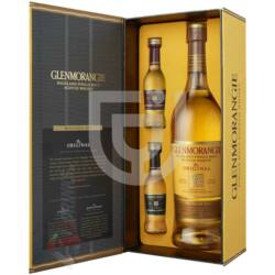 Glenmorangie Pioneer Whisky Pack [0,7L+2*0,05|41,6%]