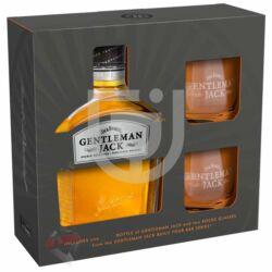 Jack Daniels Gentleman Jack Whisky (DD+2 Pohár) [0,7L 40%]