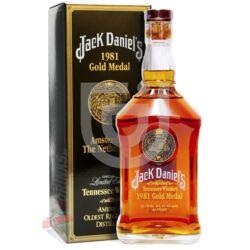 Jack Daniel's 1981 Gold Medal Whisky [1L 43%]