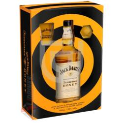 Jack Daniels Honey (DD+2 Pohár) [0,7L|35%]