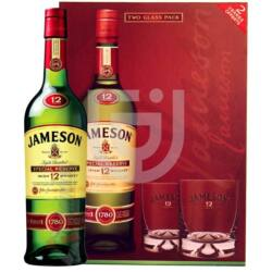 Jameson 12 Years Whisky (DD+2 Pohár) [0,7L|40%]
