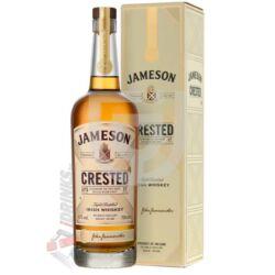 Jameson Crested Ten Whisky [0,7L 40%]