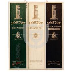 Jameson Discovery Fadoboz