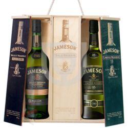 Jameson Whisky Exkluzív Discovery Pack [3*0,7L 40%]