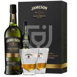 "Jameson Select Reserve ""Black Barrel"" Whisky (DD+2 Pohár) [0,7L 40%]"