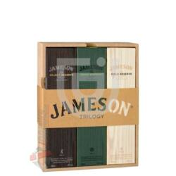 Jameson Whisky Trilogy Pack [3*0,2L|40%]