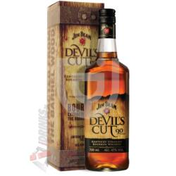 Jim Beam Devils Cut Whiskey (DD) [0,7L|45%]