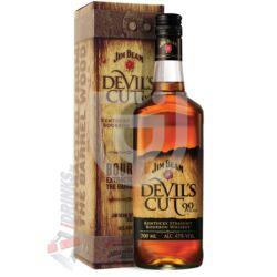 Jim Beam Devils Cut Whiskey (DD) [0,7L 45%]