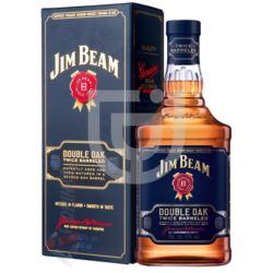 Jim Beam Double Oak Whisky (DD) [0,7L|43%]