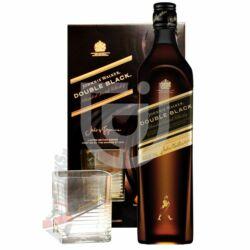 Johnnie Walker Double Black Whisky (DD+ 2 Pohár) [0,7L|40%]