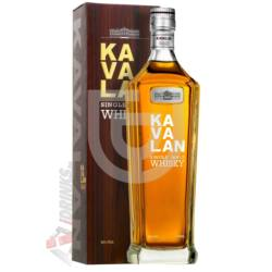 Kavalan Single Malt Whisky [0,7L|40%]
