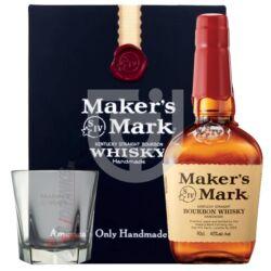 Makers Mark Whisky (DD + Pohár) [0,7L|45%]