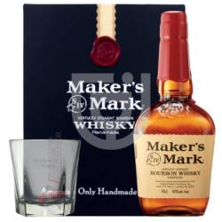 Makers Mark Whisky (DD + Pohár) [0,7L|45%]