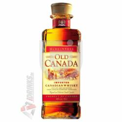 McGuinness Old Canada Whisky [0,7L 40%]
