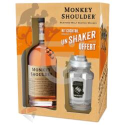 Monkey Shoulder Whisky (Shaker Pack) [0,7L|40%]
