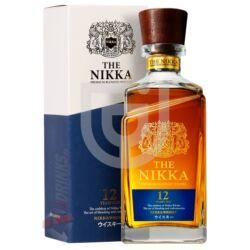Nikka 12 Years Whisky [0,7L|43%]