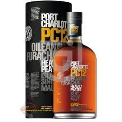 Bruichladdich Port Charlotte PC12 Whisky (FDD) [0,7L|58,7%]