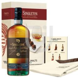 Singleton 18 Years Whisky (Exklusive Pack) [0,7L 40%]