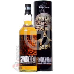 """Smokehead """"The Rock Edition"""" Whisky [0,7L 43%]"""