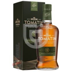 Tomatin 12 Years Whisky [0,7L|43%]