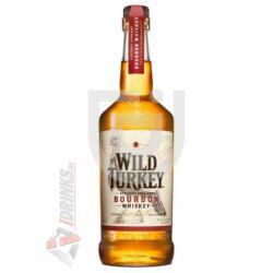Wild Turkey 81 Proof Whisky [0,7L|40,5%]