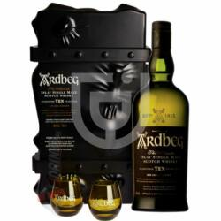 "Ardbeg 10 years ""Escapade"" Whisky (DD+2 Pohár) [0,7L|46%]"