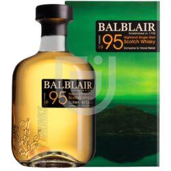 Balblair 1995 Vintage Whisky [1L 46%]