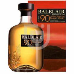 Balblair 1990 Vintage Whisky [0,7L|46%]
