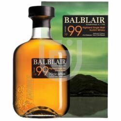 Balblair 1999 Vintage Whisky [0,7L|46%]