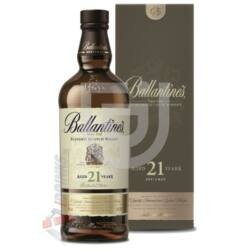 Ballantines 21 Years Whisky [0,7L|43%]