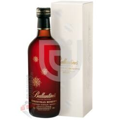 Ballantine's Limited Christmas Reserve Whisky [0,7L|40%]