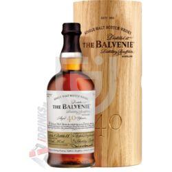 Balvenie 40 Years Whisky [0,7L|48,5%]