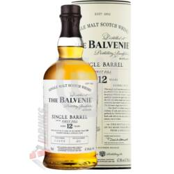 Balvenie 12 years Single Barrel [0,7L|47,8%]