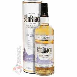 BenRiach 16 Years Whisky [0,7L|43%]
