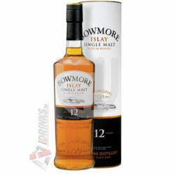 Bowmore 12 Years Whisky [0,7L|40%]