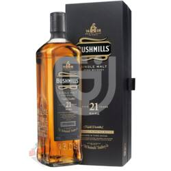Bushmills 21 Years Whisky [0,7L 40%]