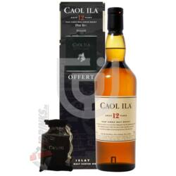 Caol Ila 12 Years Whisky (DD+Flaska) [0,7L|43%]