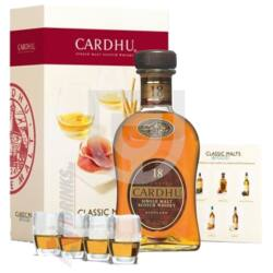 Cardhu 18 Years Whisky (Exklusive Pack) [0,7L|40%]