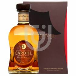 Cardhu 21 Years Limited Edition Whisky [0,7L|54,2%]