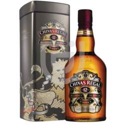 "Chivas Regal 12 Years ""Lion Edition"" Whisky (FDD) [0,7L|40%]"